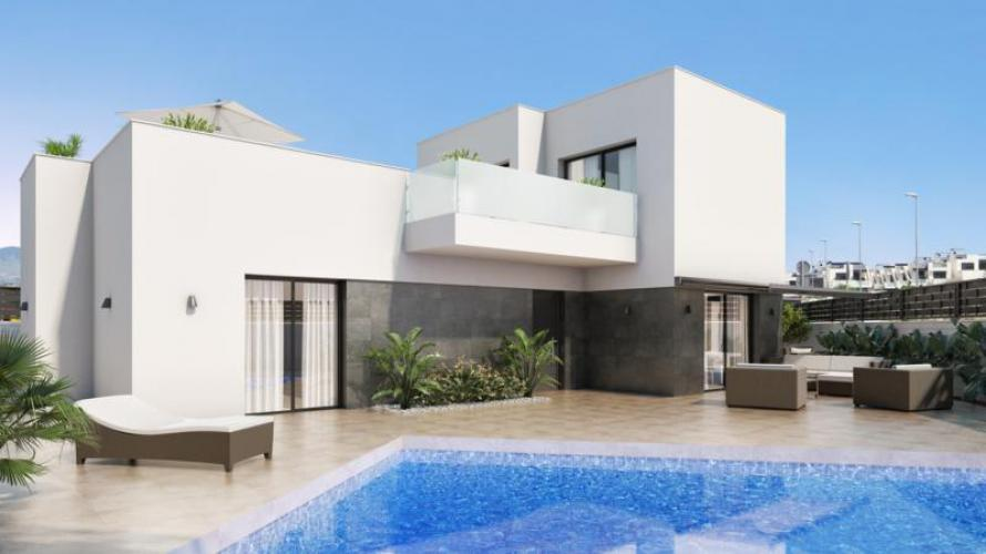 Amplio chalet independiente con piscina en Benijófar - Keysol Property S.L.