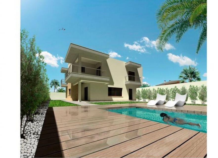 Amplio y moderno chalet en zona de La Zenia - Keysol Property S.L.